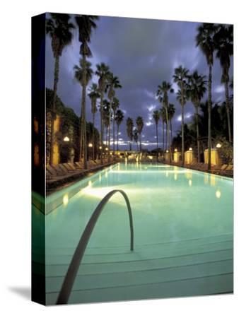 Delano Hotel, South Beach, Miami, Florida, USA