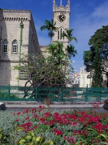 Government House, Bridgetown, Barbados, Caribbean by Robin Hill