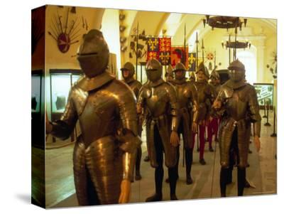 Knights at Grand Master's Palace, Valletta, Malta