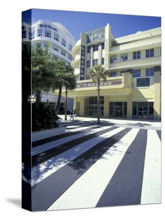Lincoln Theater on Lincoln Road, South Beach, Miami, Florida, USA