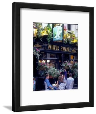 Outdoor Cafe, London, England