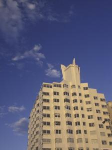 The Delano Hotel, South Beach, Miami, Florida, USA by Robin Hill