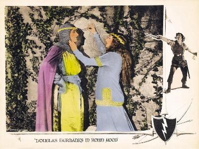 Robin Hood, 1922--Art Print