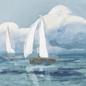 Dusk Regatta Winds by Robin Maria