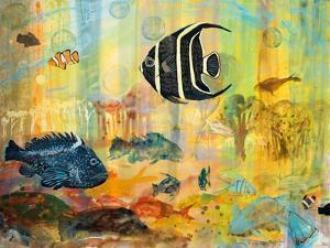 Fishes by Robin Maria