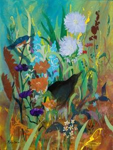 Growing Garden by Robin Maria