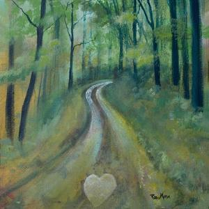 Heart on the Path by Robin Maria