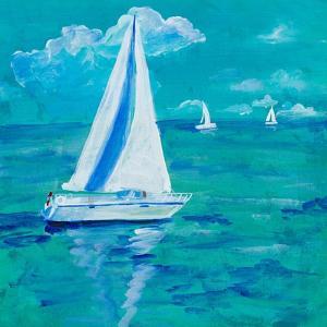 Regatta Winds I by Robin Maria