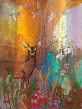 Sun Deer by Robin Maria