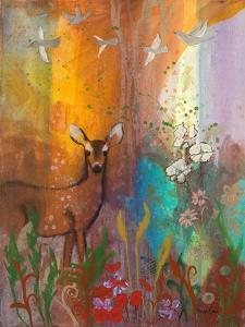 Sun Deer by Robin Maria
