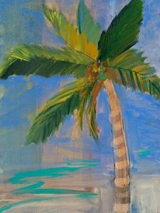 Tropical Palms I by Robin Maria