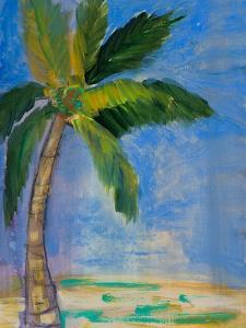 Tropical Palms II by Robin Maria
