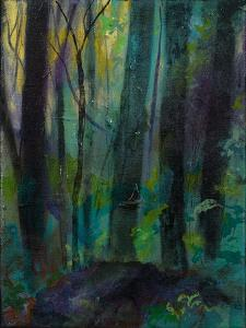 Weekend in the Woods by Robin Maria