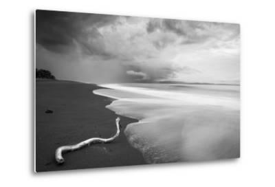 Stormy Beach on the Osa Peninsula of Costa Rica