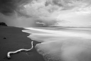 Stormy Beach on the Osa Peninsula of Costa Rica by Robin Moore