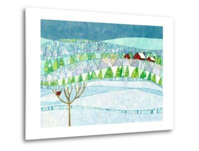Lana's Window, Winter Landscape Hillside, Snow Season