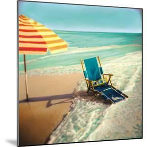 Chaise 'n' Waves by Robin Renee Hix