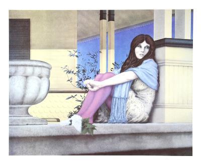 Robin's Summer Dream-Robert Anderson-Limited Edition