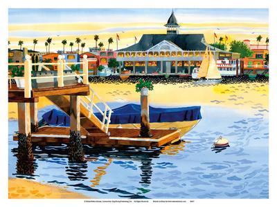 Balboa Pavilion - Newport Beach, California