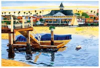 Balboa Pavilion - Newport Beach, California