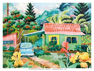 Kauai Dreams - Tropical Paradise - Hawaii - Hawaiian Islands