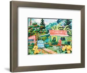 Kauai Dreams - Tropical Paradise - Hawaii - Hawaiian Islands by Robin Wethe Altman