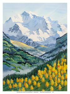 Rise Up Mountain by Robin Wethe Altman