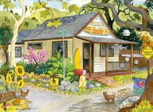 The Aloha House - Hawaii - Hawaiian Islands - Tropical Paradise by Robin Wethe Altman