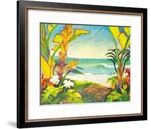 Time to Chill - Tropical Beach Paradise - Hawaii - Hawaiian Islands by Robin Wethe Altman