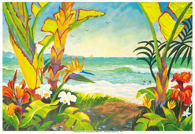 Time to Chill - Tropical Beach Paradise - Hawaii - Hawaiian Islands