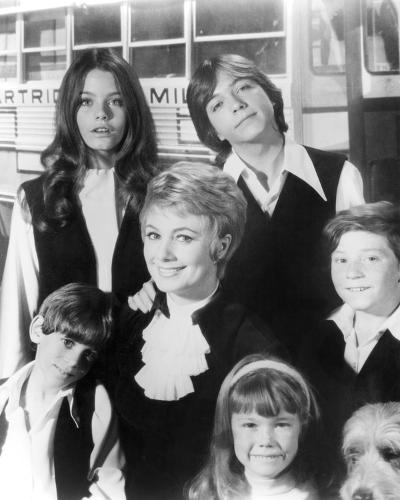 Robin Williams, The Partridge Family (1970)--Photo