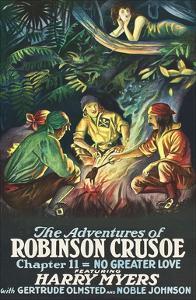 Robinson Crusoe - No Greater Love