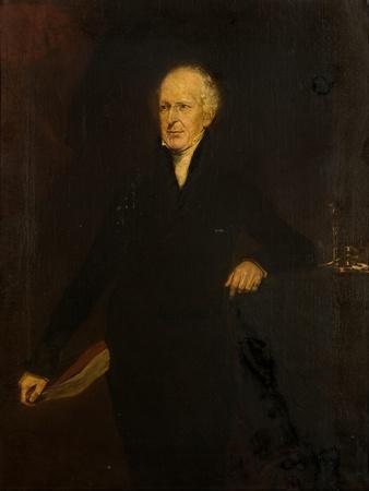 Portrait of Dr. Thomas Masterman Winterbottom
