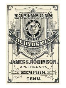 Robinson's Hedyosmia