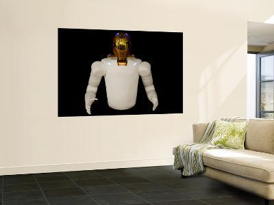 Robonaut 2, a Dexterous, Humanoid Astronaut Helper-Stocktrek Images-Wall Mural