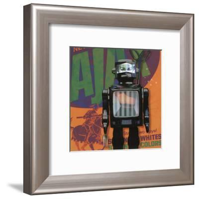 Robot IV-Isabelle Cochereau-Framed Art Print