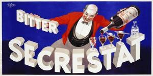 Bitter Secrestat, 1935 by Robys (Robert Wolff)