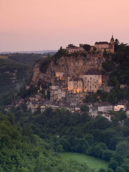 Rocamadour, Dordogne, France-Doug Pearson-Photographic Print