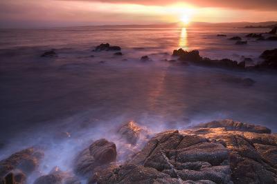 Rocas En Amanecer-Moises Levy-Photographic Print