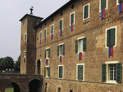 Rocca of Borgonovo Val Tidone, Emilia-Romagna. Italy, 12th-14th Century--Giclee Print
