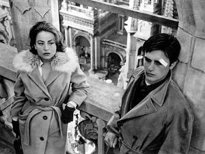 Rocco And His Brothers, Annie Girardot, Alain Delon, 1960