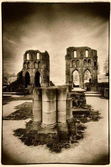 Roche Abbey, Yorkshire-Simon Marsden-Giclee Print