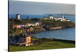 Roche's Point Village and Lighthouse,County Cork, Ireland