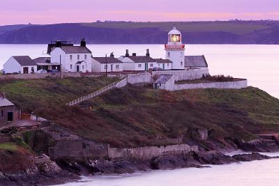 Roches Point Lighthouse, Whitegate Village, County Cork, Munster, Republic of Ireland, Europe-Richard Cummins-Photographic Print
