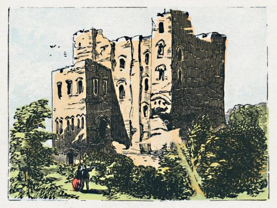 'Rochester', c1910-Unknown-Giclee Print