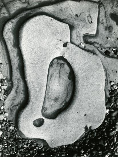 Rock and Pebbles, California, 1959-Brett Weston-Photographic Print