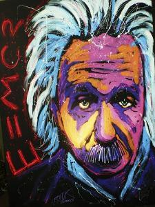 Einstein New 001 by Rock Demarco