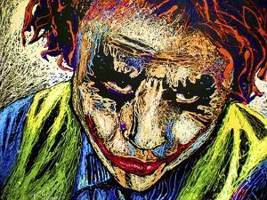 Joker Dripped001 by Rock Demarco