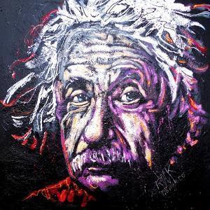 New Einstein 002 by Rock Demarco