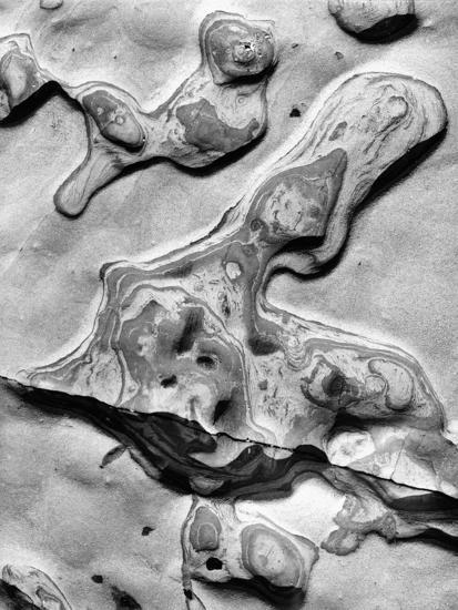 Rock Formation, 1952-Brett Weston-Photographic Print